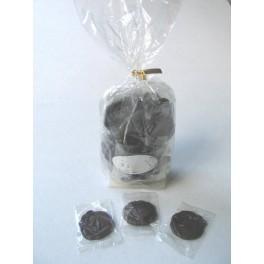 SACHET 200G CHOCOFLEURS CHOCOLAT NOIR