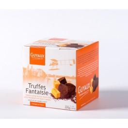 Ballotin saveur 225g Truffes Fantaisie aux éclats de caramel d'Isigny